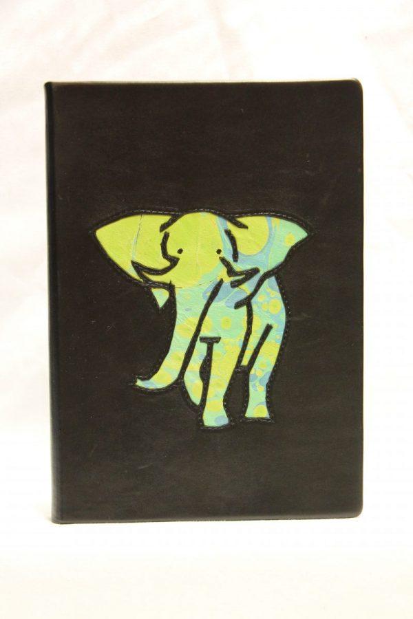 A4 Kal. Elefant