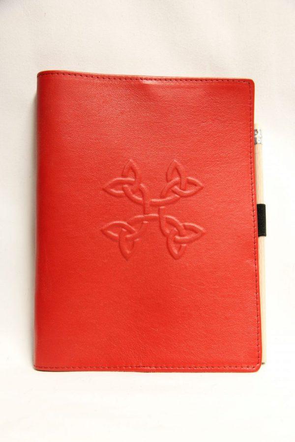 keltisches Kreuz rot
